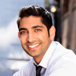 Rahim Fazal, founder of SV Academy
