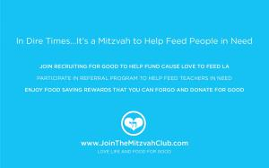 Share with Like-Minded Family and Friends www.JointheMitzvahClub.com