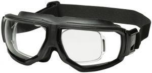 Protective rubber seal goggles