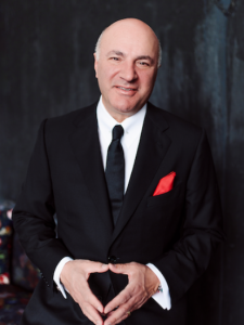 "Kevin O'Leary of ""Shark Tank"" Joins StartEngine as Strategic Partner"