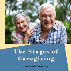 Four Stages of Caregiving