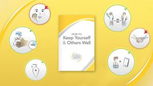 the Church of Scientology International has launched an online resource center, www.scientology.org/staywell, in 17 languages consisting of educational booklets and videos