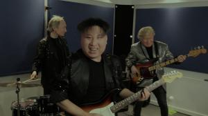 Trump, Putin and Kim Jong Unat band practice