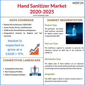 Global Hand Sanitizer Market Size Forecast 2025
