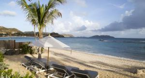 La Plage Beach St Barth