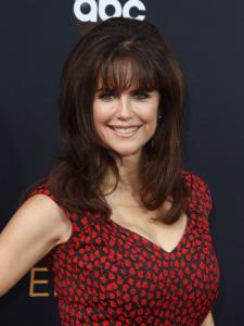 American Actress Kelly Preston After