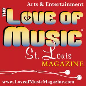 The Love of Music Magazine St. Louis, MO at Really Big Coloring Books, Inc.,