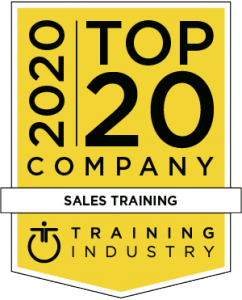 2020 Top 20 Sales Training Company - Training Industry