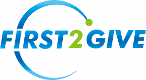 First2Give Logo