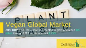 Vegan Market Global Report 2020-30: Covid 19 Growth And Change