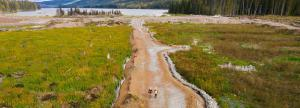 Mount Polley mine remediation and recovery