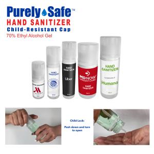 Hand Sanitizers with Child Lock