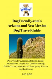 DogFriendly.com's Arizona and New Mexico Dog Travel Guide