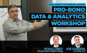 Pro-Bono data and analytics workshop