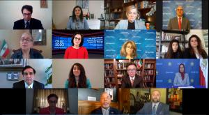 OIAC 2020 Virtual Conference on Iran, May 21, 2020