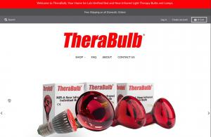 TheraBulb's New Enhanced Website