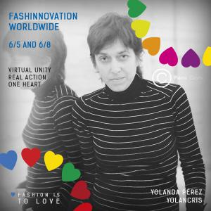 Yolancris will be at Fashinnovation