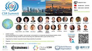 Global CSR Virtual Plenary Summit