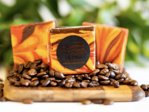 Hand Swirled Fudge from Maui with an Espresso Flavor Supports Charities in San Diego during Father's Day