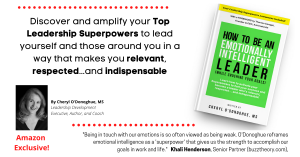 EQ book helps uncover leadership superpowers