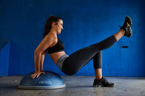 New BOSU® purchasers receive 10 free Fitbod workouts
