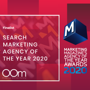 oom search marketing agency of the year 2020