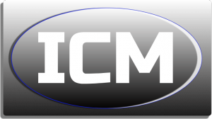 Logo for ICM - Industrial Code Management LLC