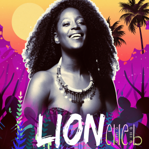 Single Cover Art: LION by Elle B