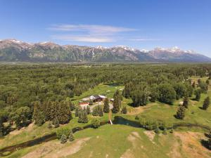 Teton Run | 5300 North Prince Place, Jackson Hole, Wyoming