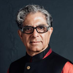 Dr. Deepak Chopra and Professor Don Hoffman
