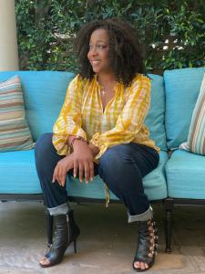 Felicia D. Henderson Soul Food Showrunner and 20th Anniversary Host