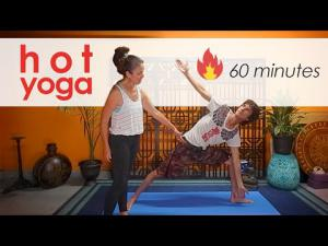 Hot Yoga / Bikram Yoga 60 minutes full class