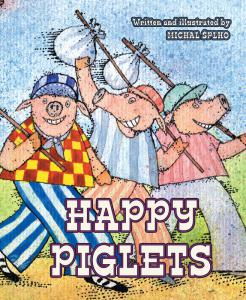 Happy Piglets frontcover