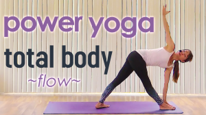 Vinyasa Yoga Flow/ Power yoga workout