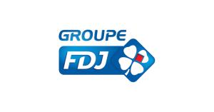 Corporate Logo for Groupe FDJ, France's Leading Force in Sports Betting