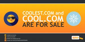 Cool and Coolest.com for sale!