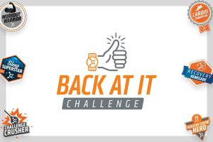 Orangetheory's Back At It Challenge covers all manners of Wellness