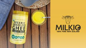 organic ghee clarified butter