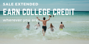 Earn College Credit This Summer