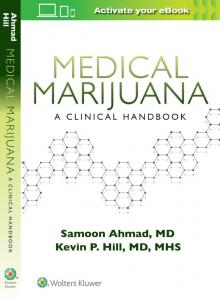 Medical Marijuana:  A Clinical Handbook book cover