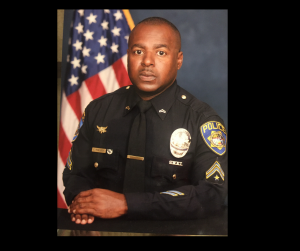 Compton School Police Officer Eric Robinson