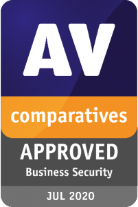 Enterprise Test H1 2020 Certificate - AV-Comparatives