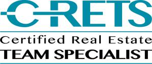 Certified Real Estate Team Specialist (C-RETS)
