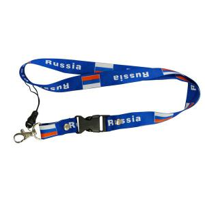 Russia sports lanyards