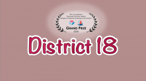 District 18 (Grand Prize - Animation)