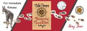 Authors new book of poetry, Side Steps Terrorizing Sound Bites, receives a warm literary welcome.