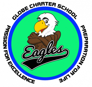 Globe Charter School's New Mascot -- Eagles