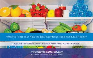 Share With Like-Minded Families in LA www.OurMomsMarket.com
