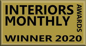 Interiors Monthly 2020 Winner