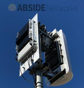 Abside Networks Gen3 LTE eNB powered by Amarisoft's software technology and serving non-3GPP frequencies